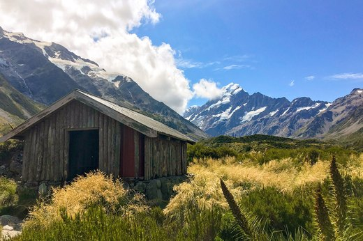 2. Mt. Cook, New Zealand
