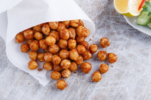 1. Roasted Chickpeas