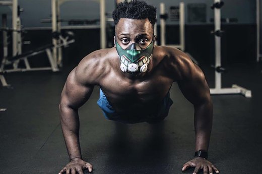 9. High-Altitude/Elevation Training Masks