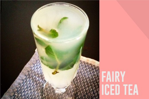 5. Cocktail: Fairy Iced Tea