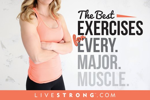 The Best Exercises for Every Major Muscle