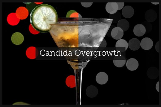 7. Candida Overgrowth