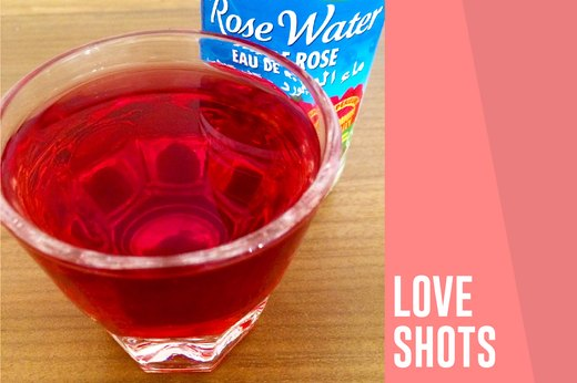 8. Mocktail: Love Shots