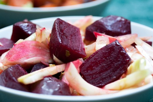 8. Beet and Fennel Salad