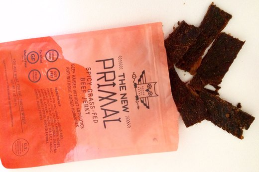 BEST: The New Primal Spicy Beef Jerky