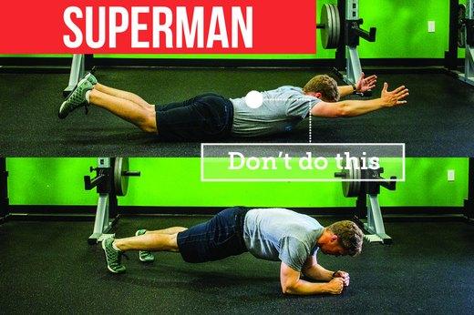 1. Superman