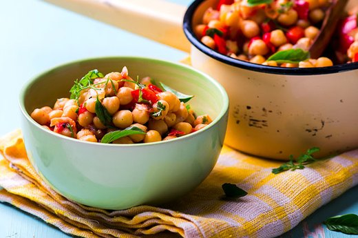 10. Beans, Peas, Chickpeas and Lentils