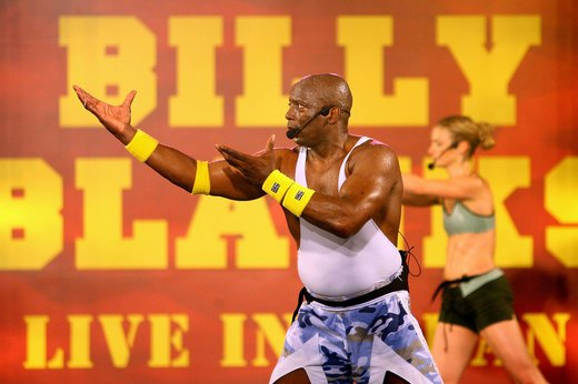 1. Billy Blanks