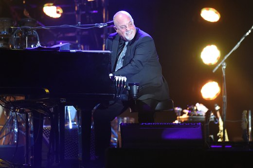5. Billy Joel