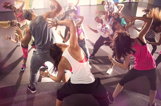 10. Take a Zumba Class Together
