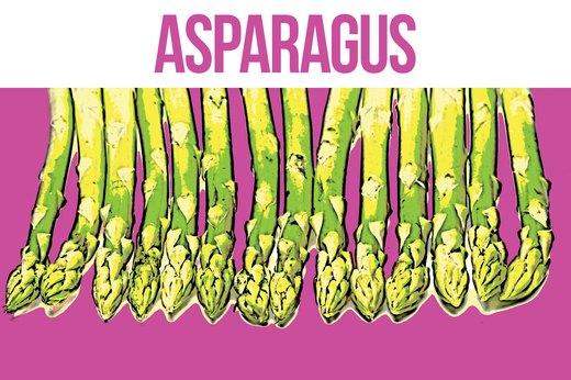 5. Asparagus