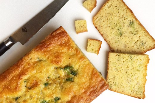 High-Protein Gluten-Free Cornbread (avocado oil)