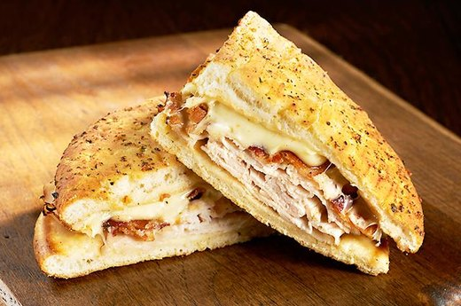 8. TURKEY: Tangy Turkey Rueben