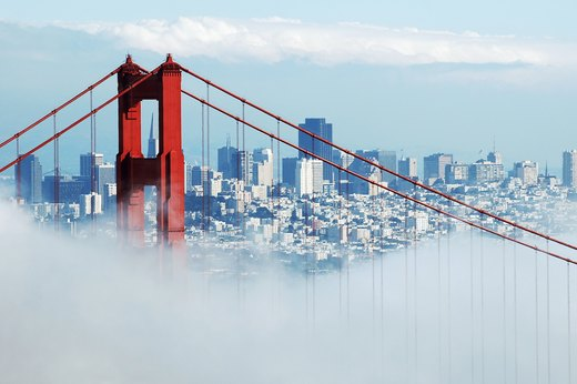 7. San Francisco, California