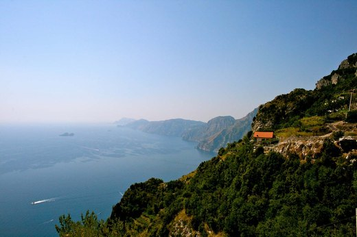 17. The Path of the Gods, Amalfi Coast