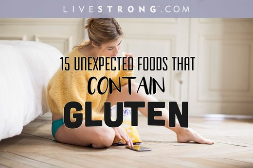 15 Unexpected Foods That Contain Gluten