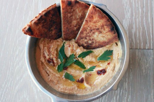 Chipotle en Adobo Hummus