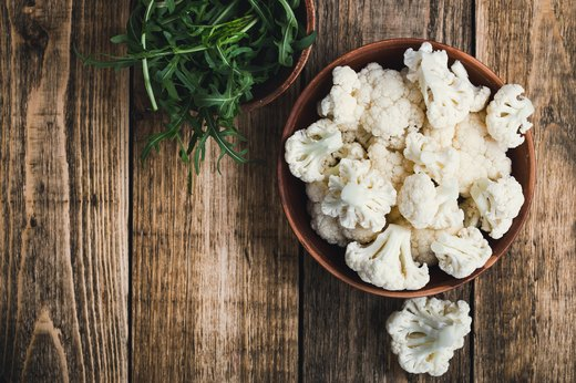 9 Healthy and Delicious Cauliflower Recipes, Including Cauliflower Rice and Pizza Crust!