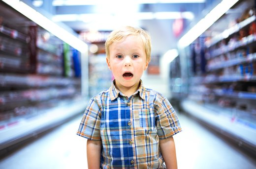 9. Food Companies Market Junk Food to Kids