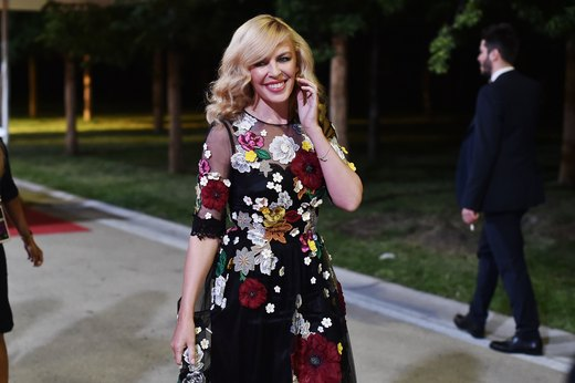 3. Kylie Minogue