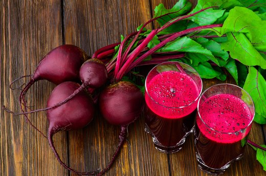 5. Race Faster (and Longer) With Beet Juice