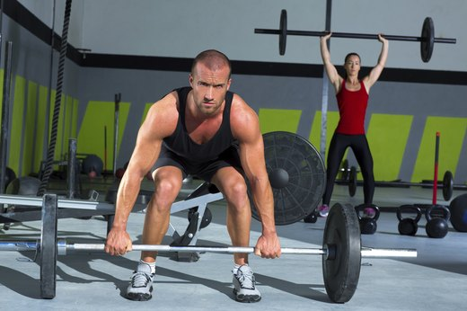 6. CrossFit Improves Muscular Endurance.