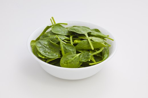 17. Spinach