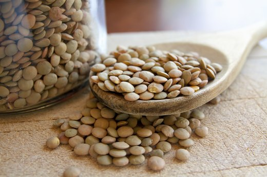 19. Lentils and Chickpeas