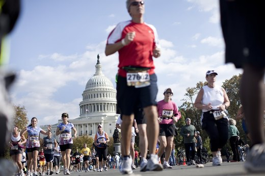 3. Marine Corps Marathon (April)
