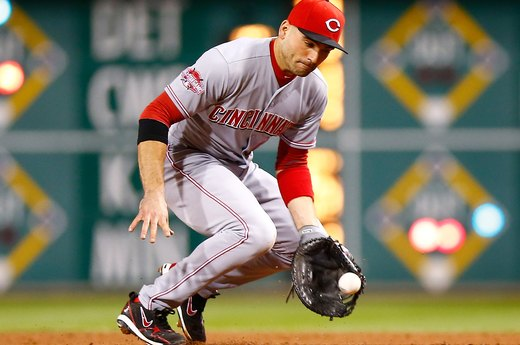 8. Joey Votto