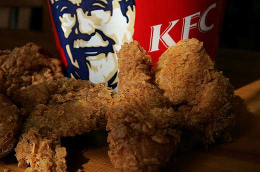 5. WORST: Kentucky Fried Chicken