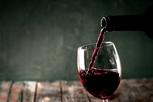 9. Red Wine