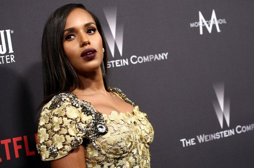 10. Kerry Washington — Clean Eating