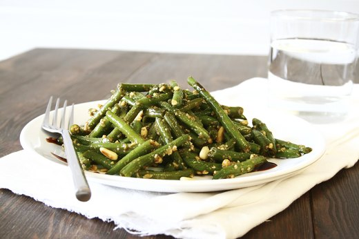 4. Don't Like Asparagus? Eat Green Beans