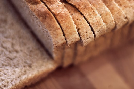 MYTH 8: Brown-Colored Bread Means It's Made With Whole Grain