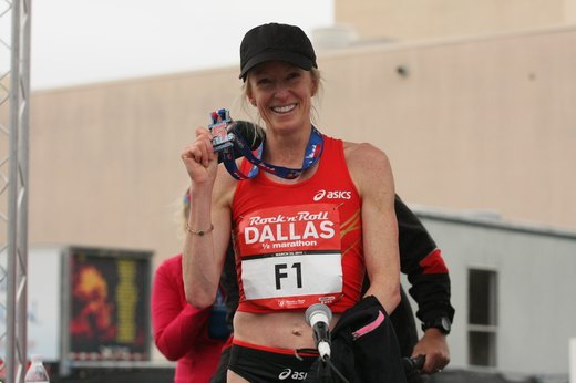 3. Deena Kastor on Recovery