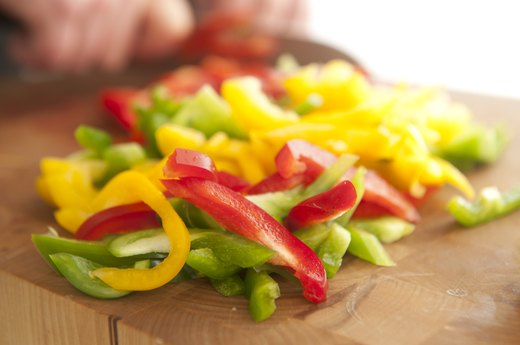 2. Yellow Bell Peppers