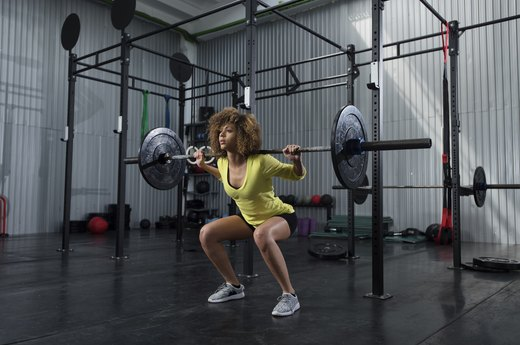 3. Don't Forget Strength Training
