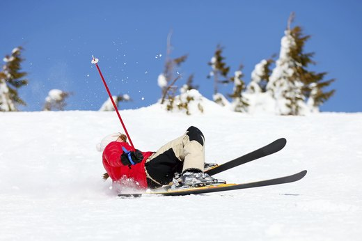 8. Ski and Snowboard Accidents