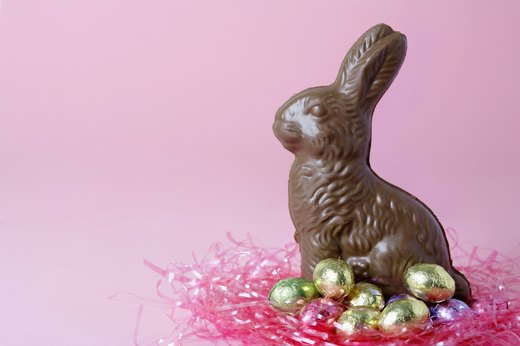 WORST: Solid Milk Chocolate Bunnies