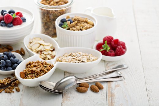 3. Increase Your Fiber Intake