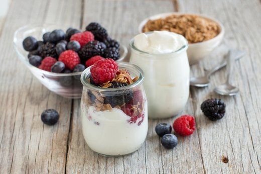 3. Greek Yogurt