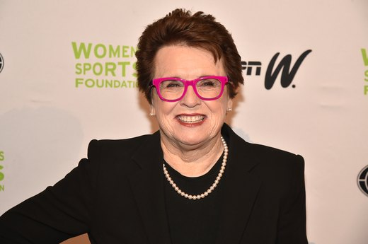 7. Billie Jean King