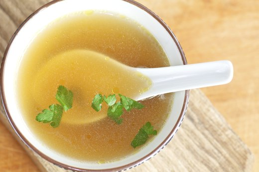 6. Clear Broth or Bone Broth Soups