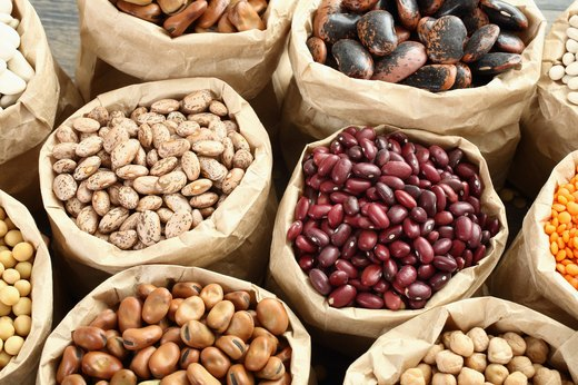 7. Prevent PMS With Beans