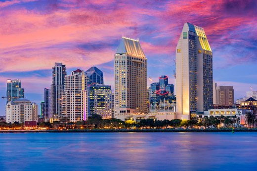 16. San Diego, California