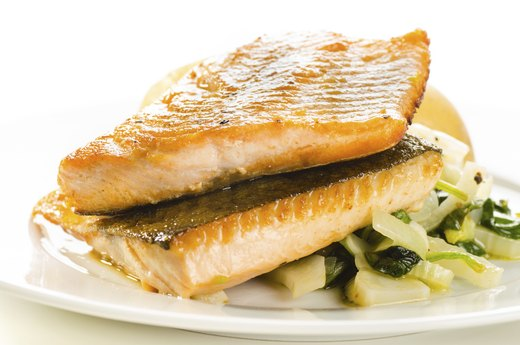 9. Farmed Arctic Char