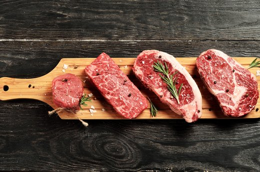 5. Grass-Fed Beef
