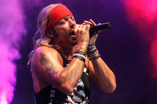 4. Bret Michaels