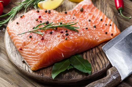 1. Eat Salmon for Achy Joints
